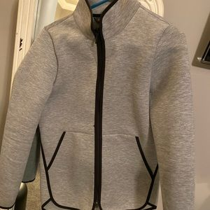 North Face Jacket with Piping